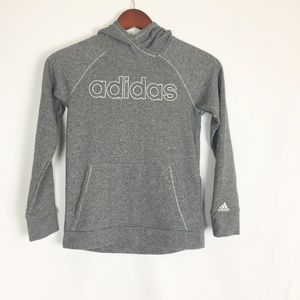 Adidas | Silver Sweatsuit Set Size Medium